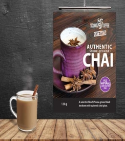 Stone-Ground Chai (120g)
