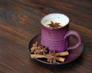 Stone-Ground Chai Latte